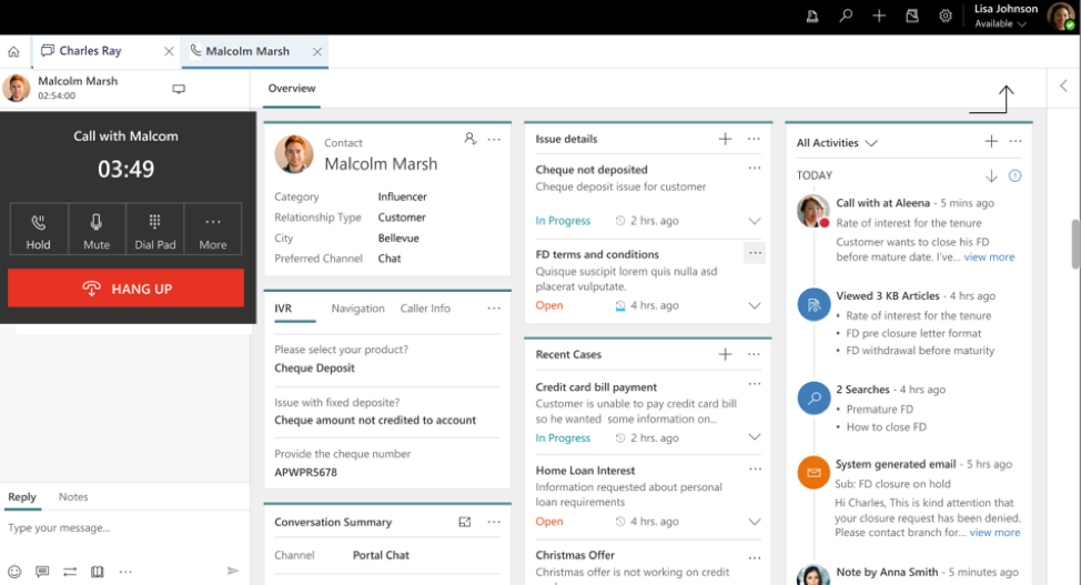 A Look at the New Dynamics 365 Omni-Channel Engagement Hub