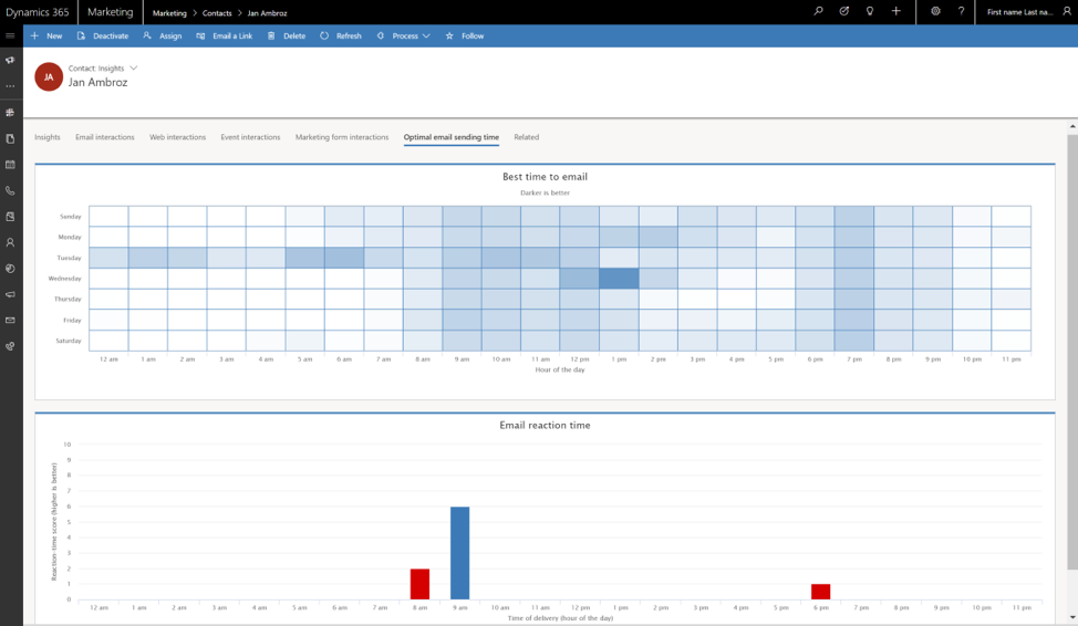 New Features Coming in 2019 for Dynamics 365 for Marketing