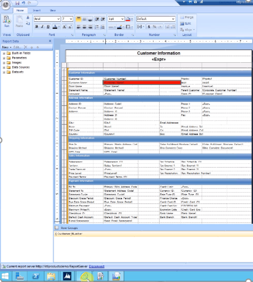 SSRS Reports in Dynamics GP - KTL Solutions