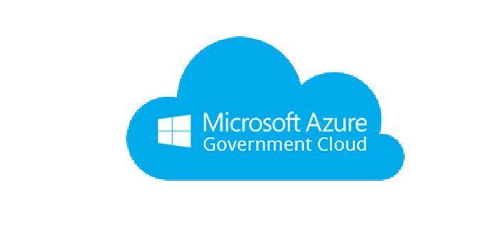 microsoft azure government cloud